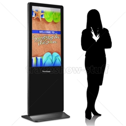 LED Touch Screen Kiosk 42""