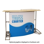 Curve Truss Counter Graphics