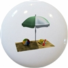 Beach Umbrella Knob