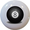 Billiards 8 Ball Knob