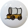 Covered Wagon Knob