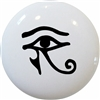 Black Eye of Horus Knob