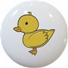 Yellow Duck Knob