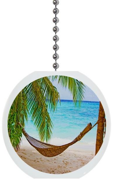 beach with bamboo hammock fan pull with bamboo hammock fan pull  rh   carolinahardwareanddecor