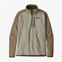 Men's Better Sweater 1/4 Zip Fleece