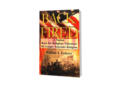 Backfired - William Federer (Paperback)