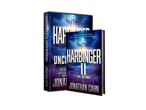 Harbinger II - Jonathan Cahn Book and DVD's