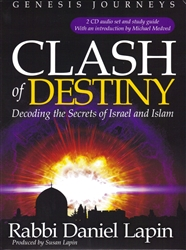 Clash of Destiny - Rabbi Daniel Lapin (CD)