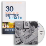 Dr. VerHulst Combo Offer - Don VerHulst, M.D. (Paperback/CD)