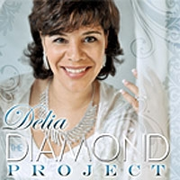 Diamond Project - Delia Knox (CD)