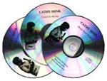 Cathy Mink 3 CD Teaching Set
