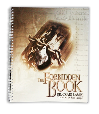 Forbidden Book, The - Dr. Craig Lampe (Leaf-Book)