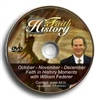 Faith in History Moments DVD 4(Oct-Nov-Dec) - William Federer (DVD)