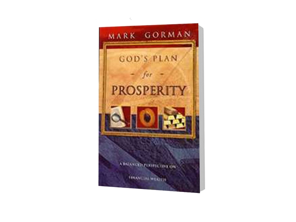 God's Plan for Prosperity - Mark Gorman (Paperback)