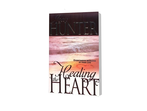 Healing The Heart - Joan Hunter (Paperback)