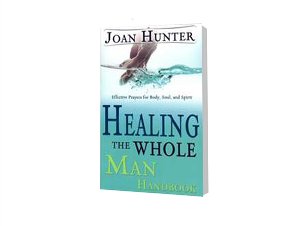 Healing The Whole Man Handbook - Joan Hunter (Paperback)