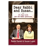 "Dear Rabbi & Susan - 101 Real Life ""Ask the Rabbi"" Questions – Rabbi Daniel and Susan Lapin (Paperback)"