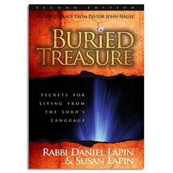 Buried Treasure – Rabbi Daniel Lapin (Hardback)