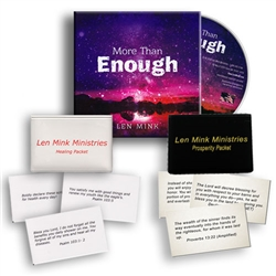 More Than Enough - Len Mink (CD)