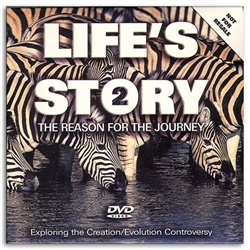 Life's Story 2: The Reason For The Journey  (DVD)