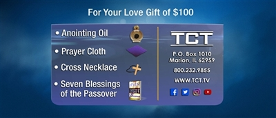 Seven Blessings of the Passover Program Offer #2