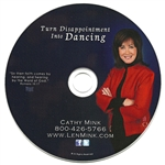 Turn Disappointment Into Dancing - Cathy Mink (CD)