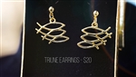 Triune Fish Earrings