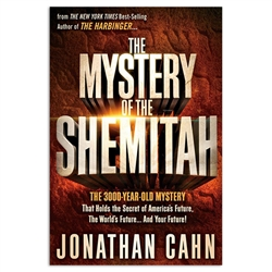 The Mystery of the Shemitah - Jonathan Cahn (Paperback)