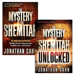 The Mystery of the Shemitah 10 and 2 Combo Pack- Jonathan Cahn (Paperback/DVD)
