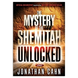 The Mystery of the Shemitah Unlocked - Jonathan Cahn (DVD)