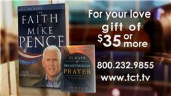 Faith of Mike Pence