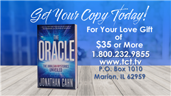 The Oracle by Johnathan Cahn