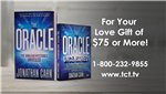The Oracle by Johnathan Cahn Book & 8 DVD set
