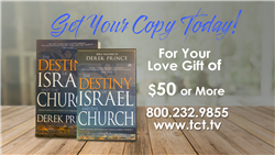 The Destiny of Israel and the Church Book and 4 disc CD set