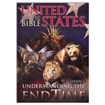 United States Discovered in the Bible DVD - Irvin Baxter (DVD)