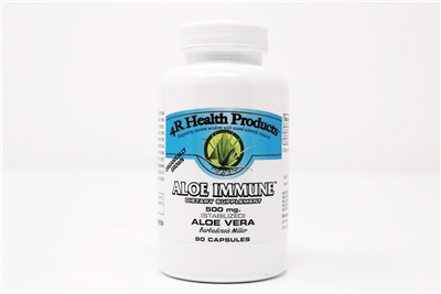 Aloe Immune blue label