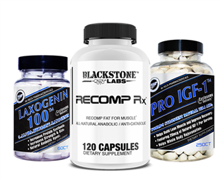 Blackstone Labs Hi-Tech Recomposition Kit