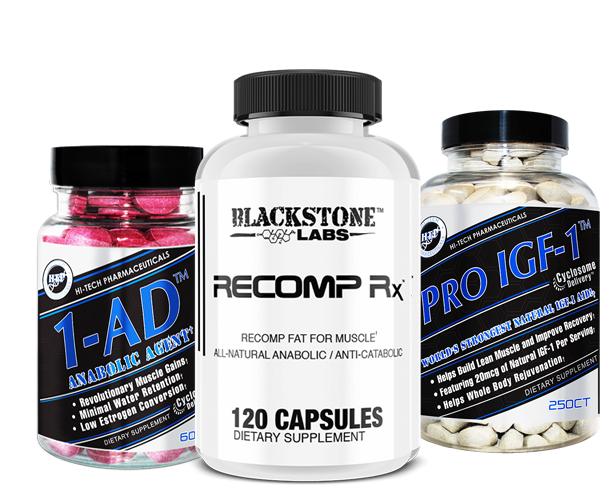 Blackstone Labs Hi-Tech Pharmaceuticals Cutting Cycle