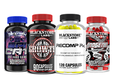 Blackstone Labs Hormone-Free Stack Plus