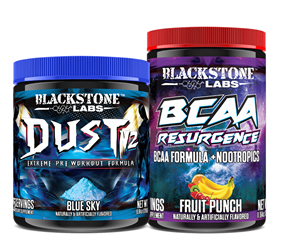 Blackstone Labs Dust V2 BCAA Stack