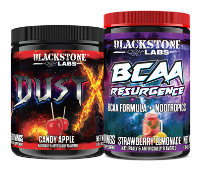 Blackstone Labs Dust X BCAA Stack