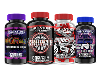 Blackstone Labs Women's Hardcore Muscle Building Stack