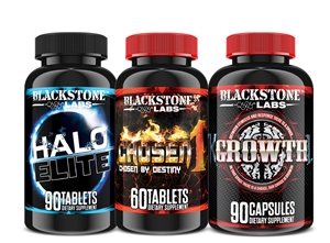 Blackstone Labs Fast Acting Stack
