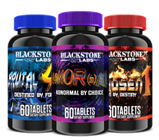Blackstone Labs Extreme Mass Kit