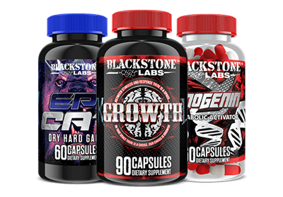 Blackstone Labs The Natural Mass Stack