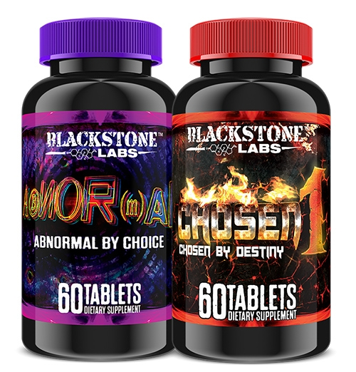 Abnormal and Chosen Blackstone Labs Ultimate Lean Mass Gains STACK