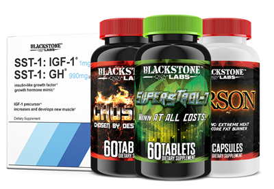 Blackstone Labs Ultra Advanced Cutting Stack