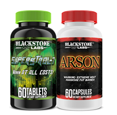 Blackstone Labs Superstrol7 Arson