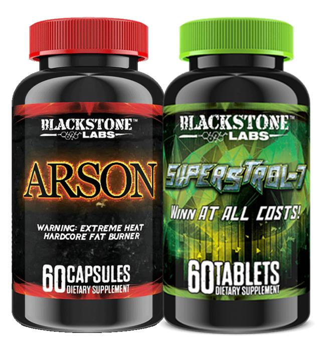 Blackstone Labs Hardening Kit