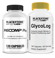 Blackstone Labs Support Stack